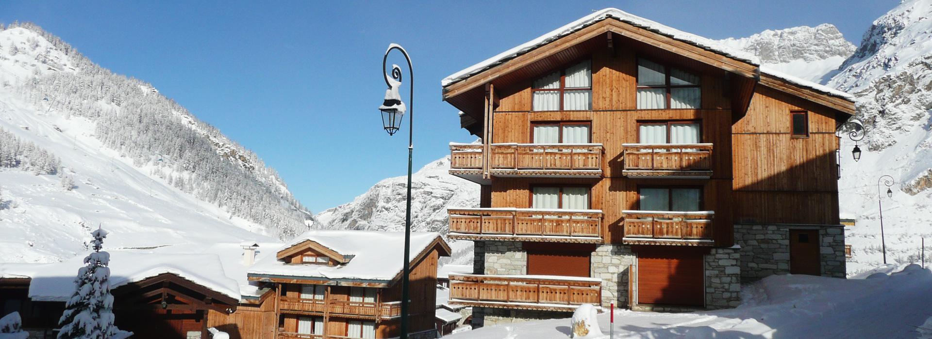 mieux aimé 4cb9b bb607 Chalets Jardin Alpin, Val d'Isère luxury Chalet Apartments ...