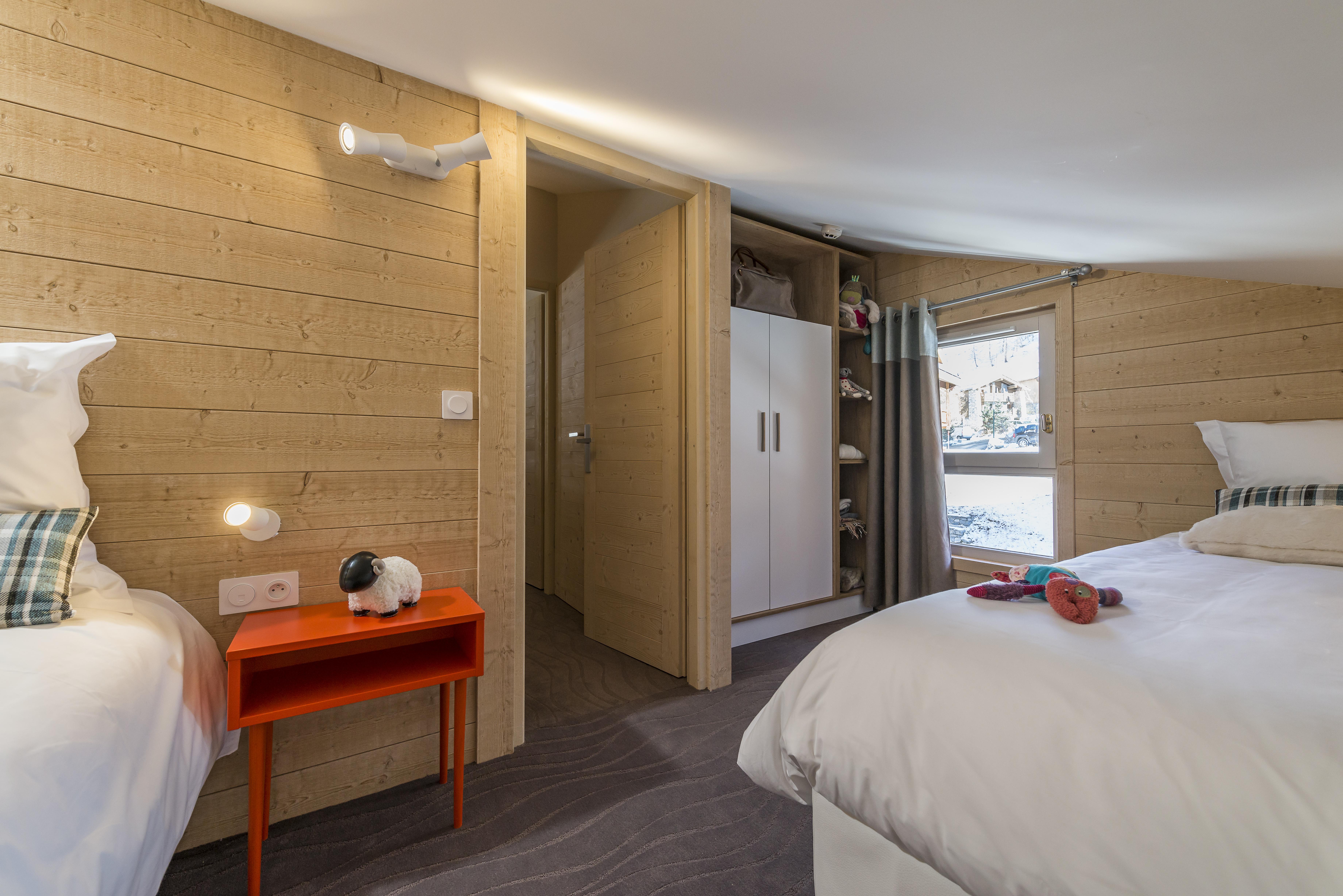 chambre twin 141