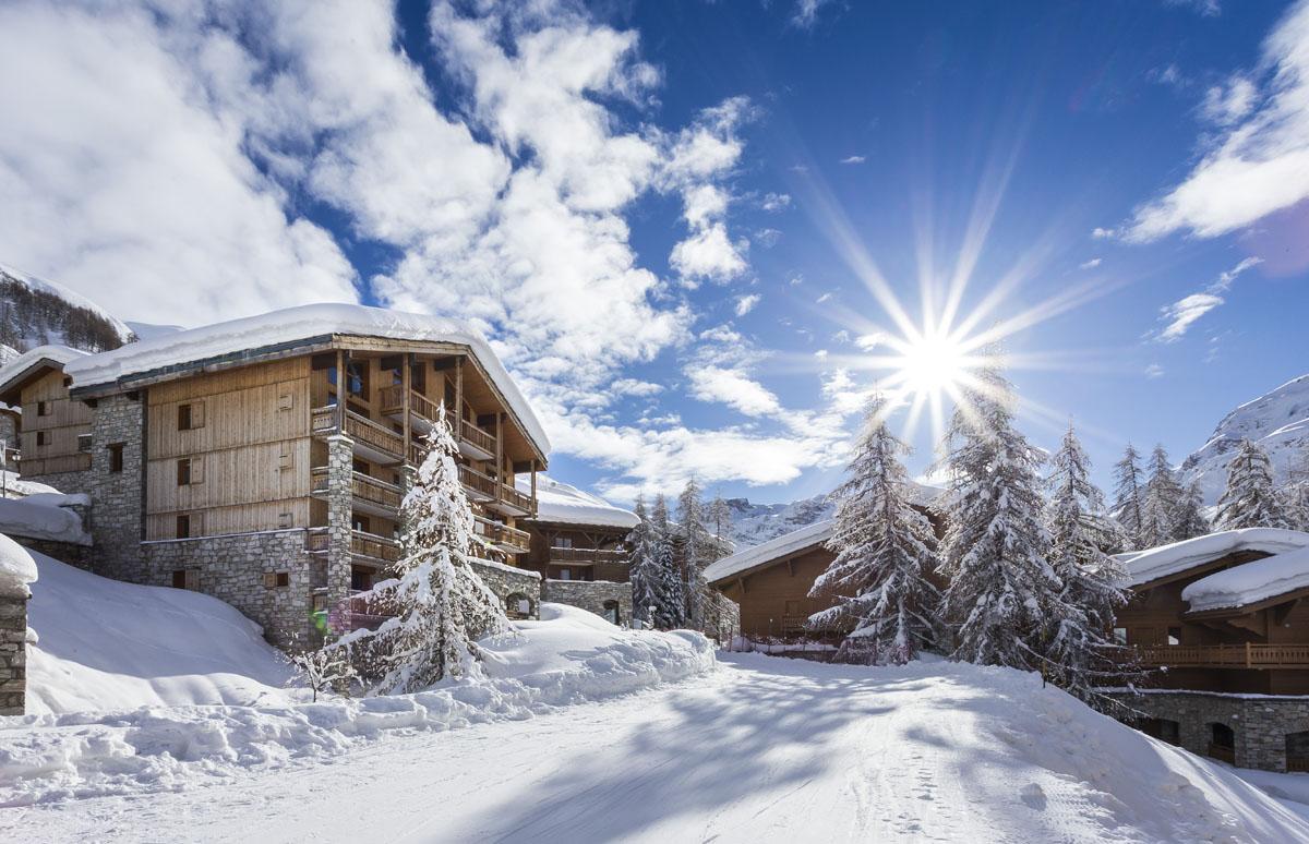 Chalets du Jardin Alpin Val d'Isère